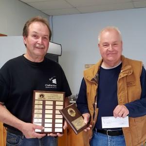 SWOC Volunteer Award